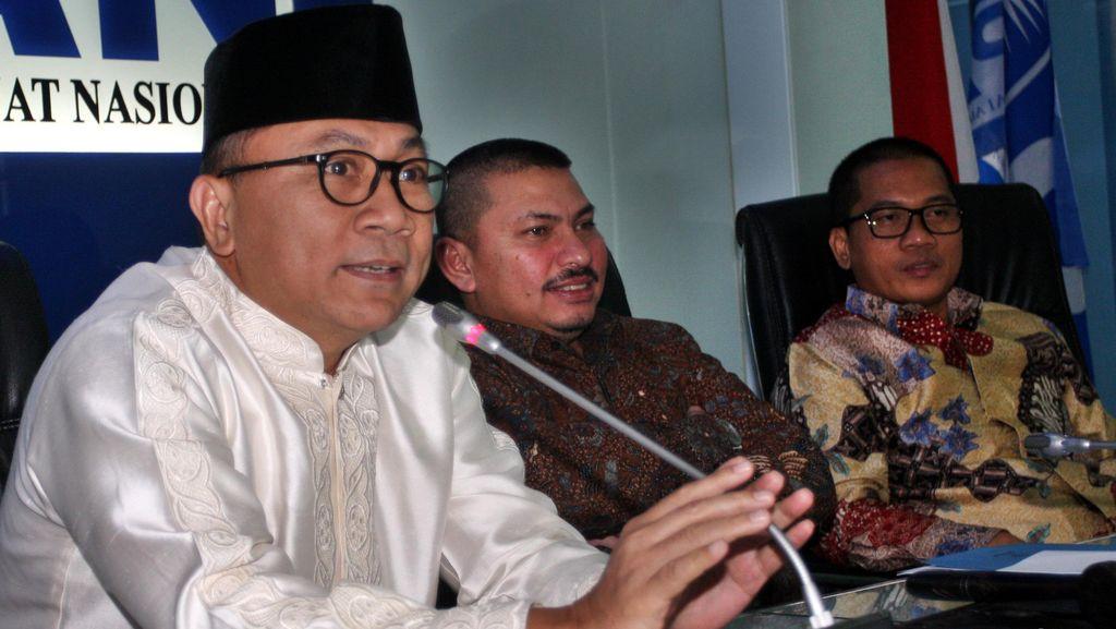 Zulkifli Hasan Sambut Baik Kesepakatan Parpol-parpol Pendukung Pemerintah