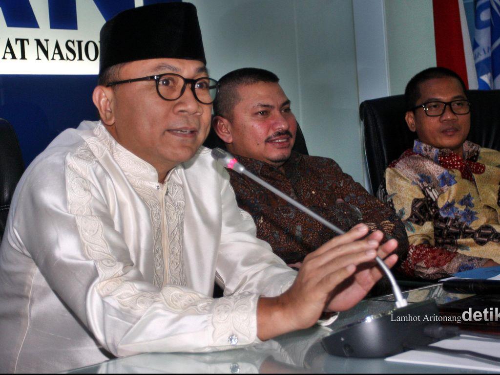 Zulkifli Hasan Kukuhkan 60 Anggota Lembaga Pengkajian MPR