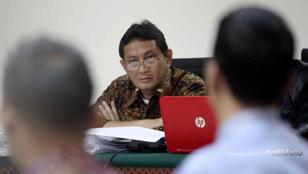 Jaksa Tuntut Agar Hakim Rampas Apartemen dan Rumah Udar Pristono