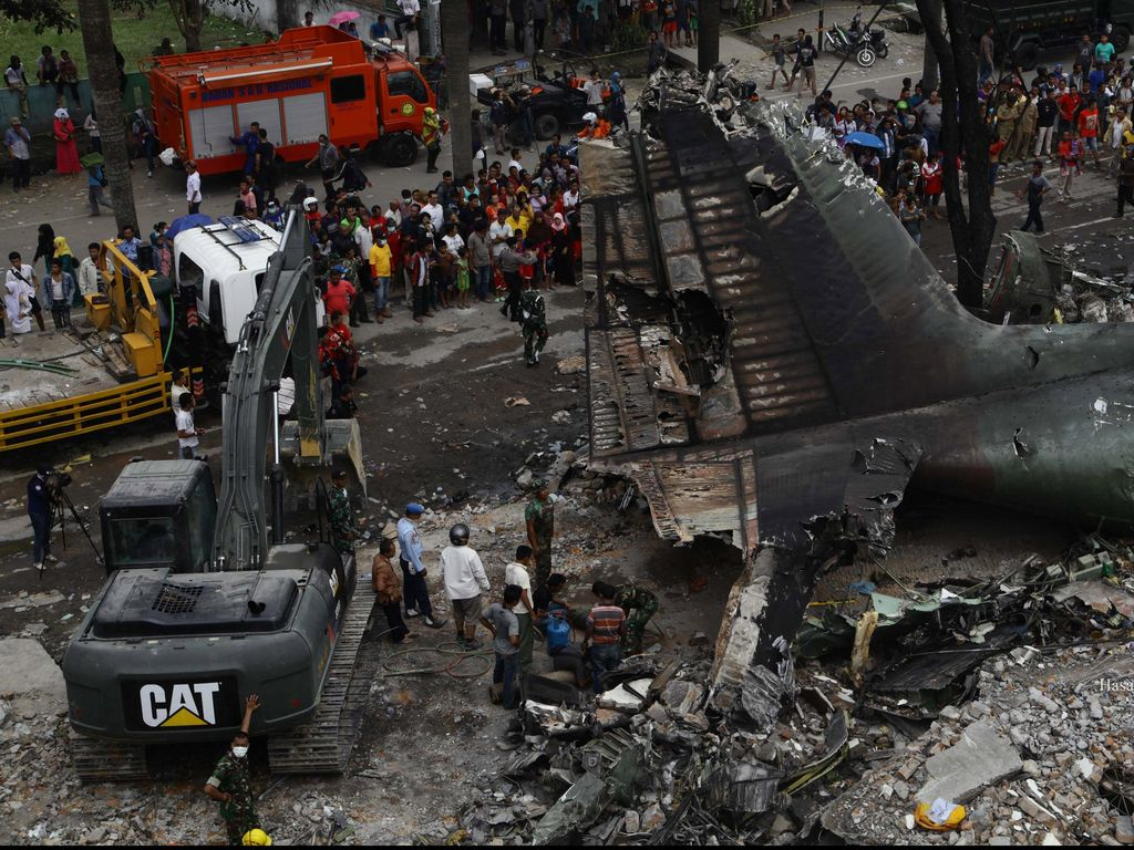Insiden Hercules, Pelda Arie Kehilangan 3 Anak dan Istrinya yang Hamil