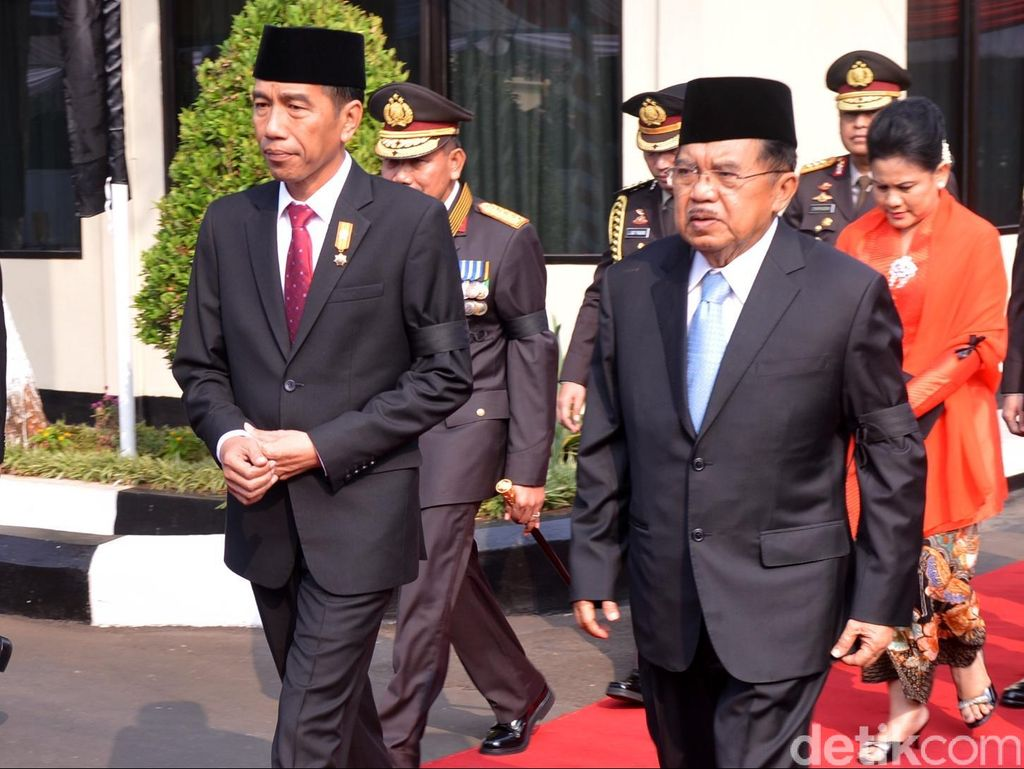 Jokowi: Saya Dilapori, Warga Sinabung Tak Mau Lagi Terima Kunjungan