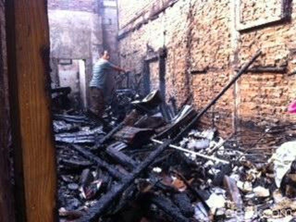 Berhasil Padam, Kebakaran di Taman Sari Diakibatkan Korsleting Listrik