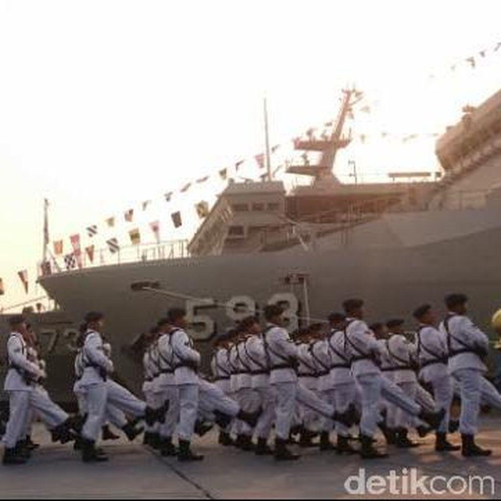 HUT ke-54, Kolinlamil Bertekad Sukseskan Indonesia Poros Maritim