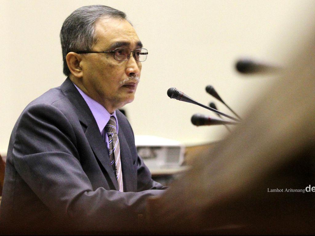 Komisi III Gelar Pengambilan Keputusan Calon Hakim Agung