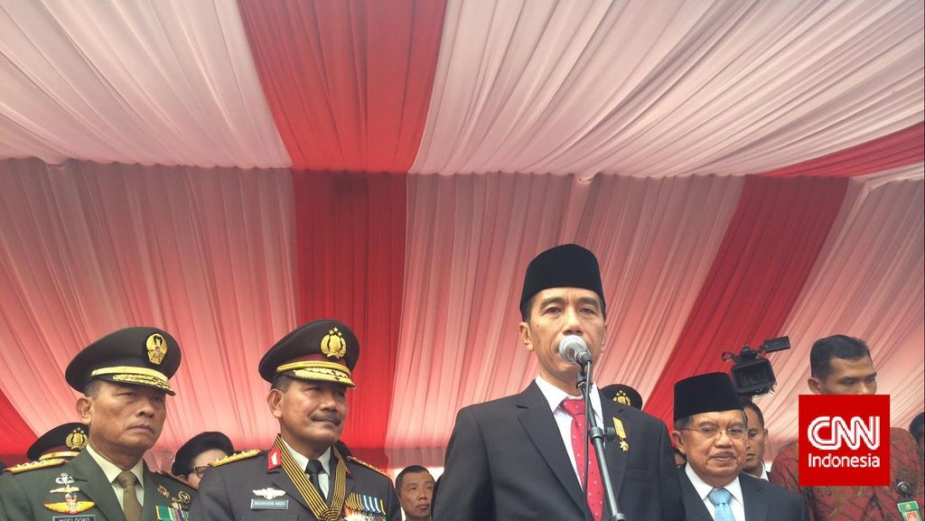 Jokowi Minta Kecelakaan Hercules di Medan Diinvestigasi Mendalam