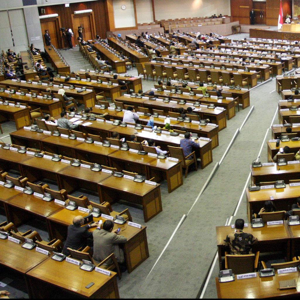 236 Anggota DPR Tak Hadir di Paripurna Penutupan Masa Sidang IV