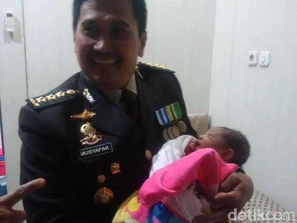 Bayi Syahrini Bhayangkari dan Ibunya akan Dirawat di Dokkes Polda Gratis