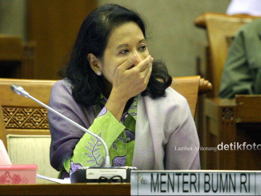 Rini Soemarno: Hubungan dengan PDIP Baik-baik Saja
