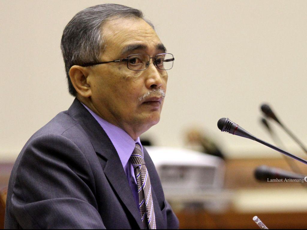 Sunarto Jadi Hakim Agung, MA Segera Gelar Seleksi Calon Kabawas