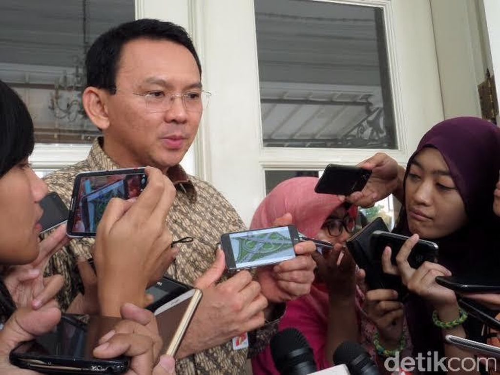 Ahok akan Ajukan Budi Utomo Jadi Bupati Kepulauan Seribu ke DPRD DKI
