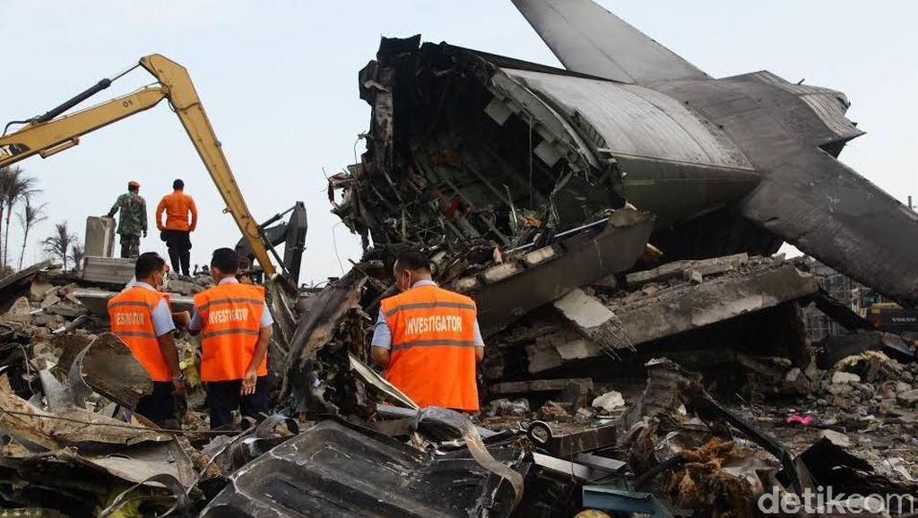 Miripnya Kecelakaan Hercules di Medan dengan di Condet 1991