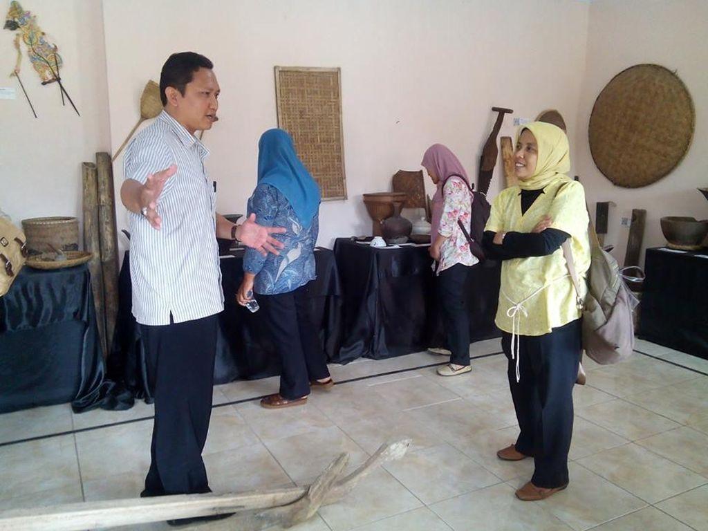 Gagasan Bayu Setyo Nugroho Bangkitkan Peradaban Desa dengan Museum