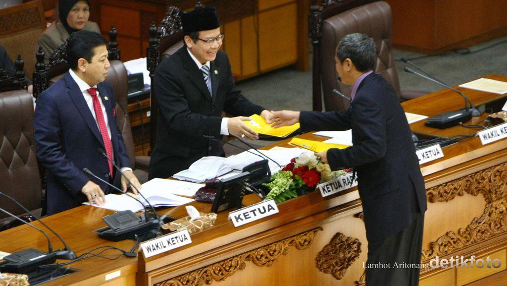 DPR Minta Pemerintah Tuntaskan Pembahasan 3 RUU Protokol Krisis