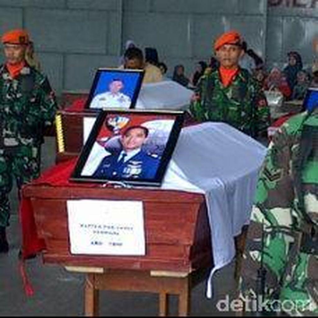 Jenazah Kapten Sandy Disemayamkan di Malang Sebelum ke Semarang