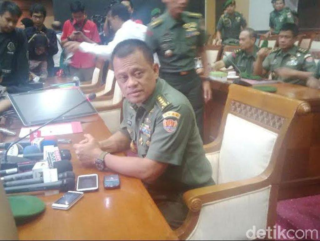 Jenderal Gatot: Alutsista Udara TNI Harus yang Baru