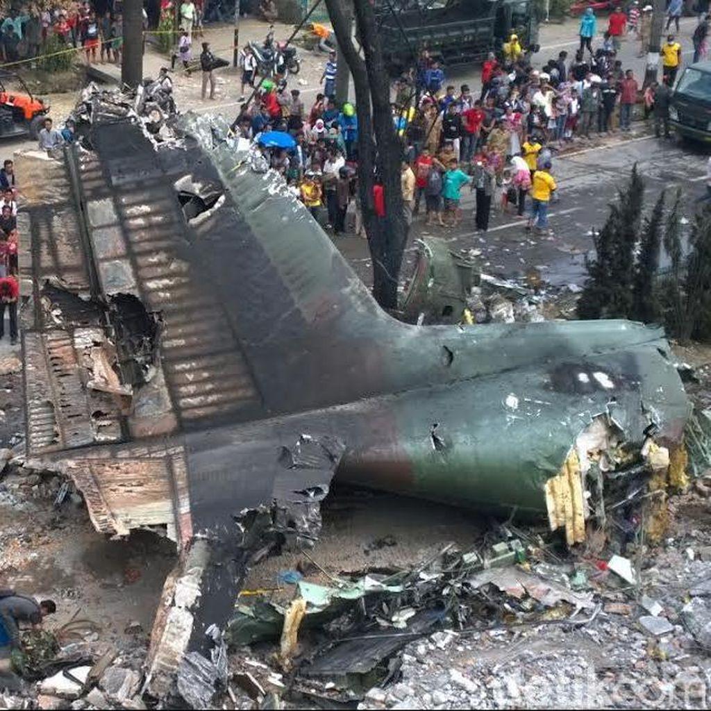 Panglima TNI: Alat Angkut Udara TNI Usianya Tua, Tapi Masih Layak Terbang
