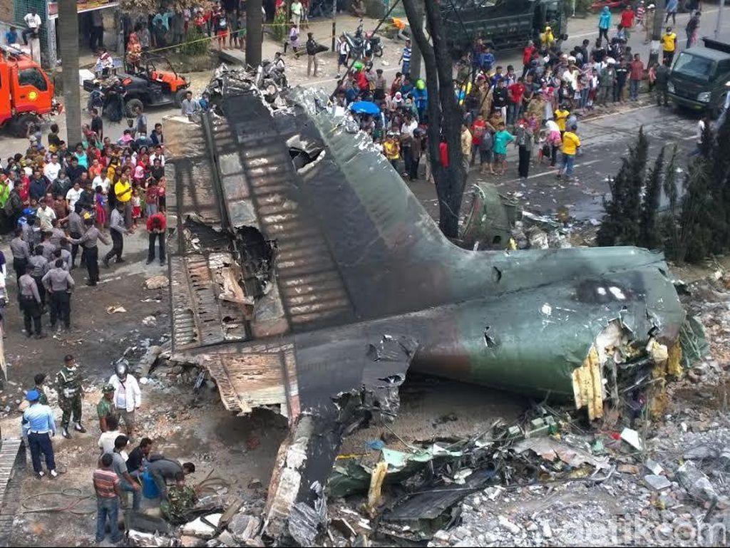 Putin Sampaikan Belasungkawa kepada Jokowi Atas Tragedi Hercules