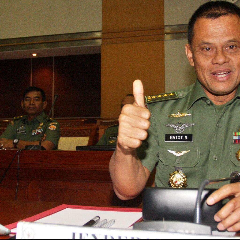 Jenderal Gatot Janji Modernisasi Alutsista TNI