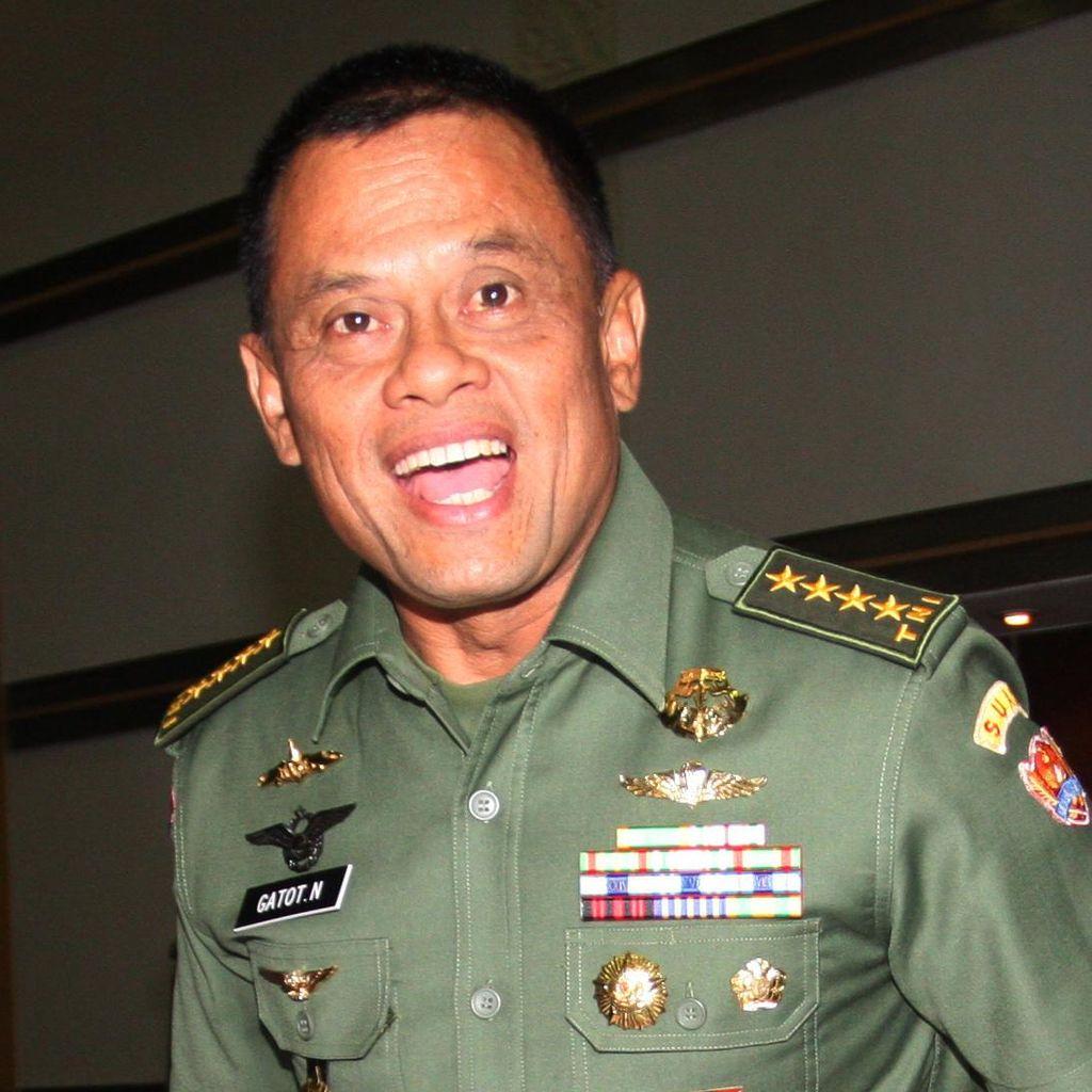 Solusi Jenderal Gatot Soal Masalah Wilayah Perbatasan