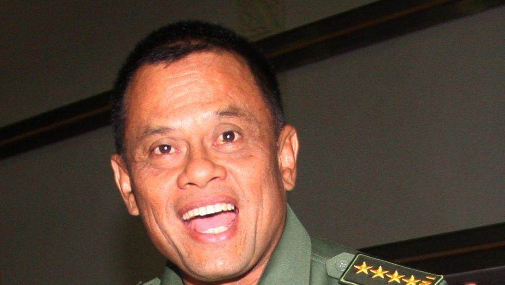 Merapat ke Istana, Panglima TNI: Saya Ngecek Kesiagaan Paspampres