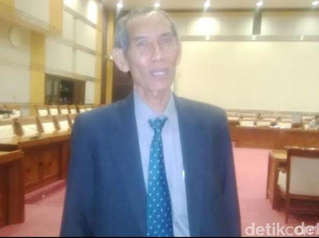 Calon Hakim Agung Suhardjono Setuju Koruptor Dihukum Mati