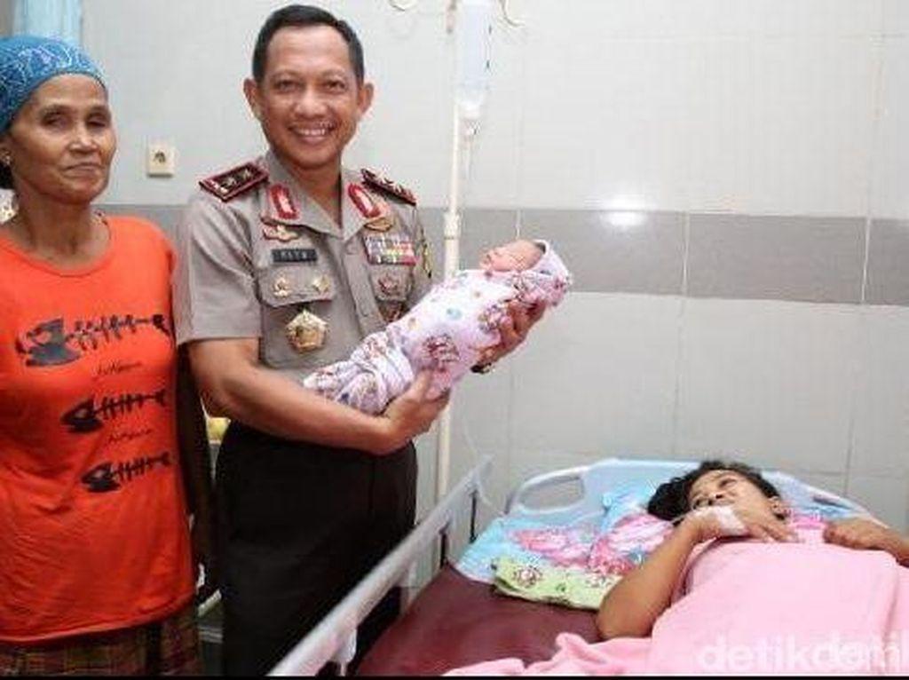 Selain Bayi Syahrini, Keponakan Yuliana Juga Dirawat di RS Polri karena Lumpuh