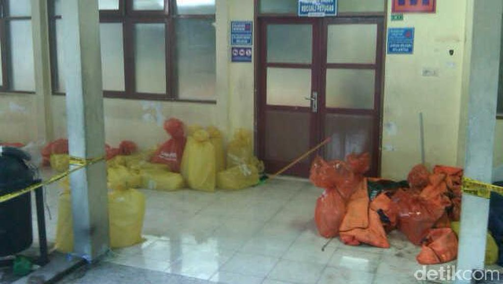 141 Jenazah Korban Hercules Jatuh Sudah di RS Adam Malik