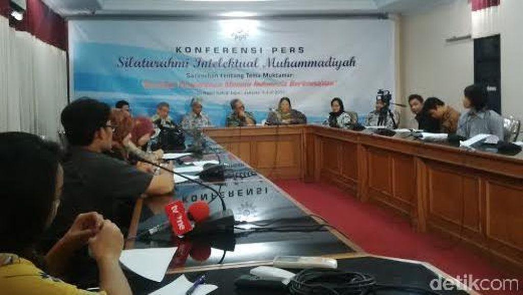 Jelang Muktamar, Tokoh Intelektual Muhammadiyah Kumpul di Jakarta 5 Juli