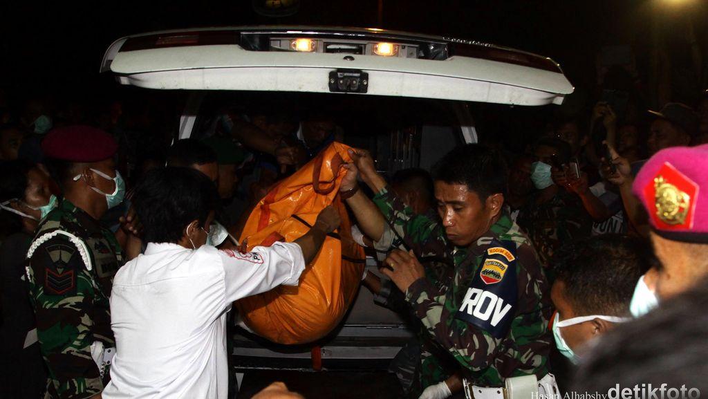 Tragedi Hercules, KSAU: Jumlah Kantong Jenazah 141, yang Utuh 91