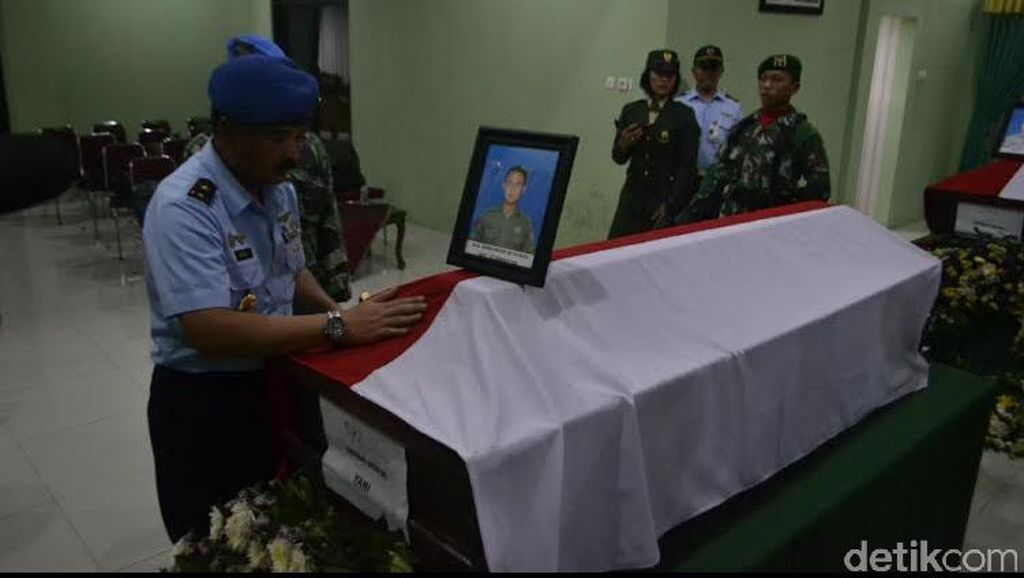 Dua Korban Hercules Langsung Dimakamkan Malam Ini di Semarang