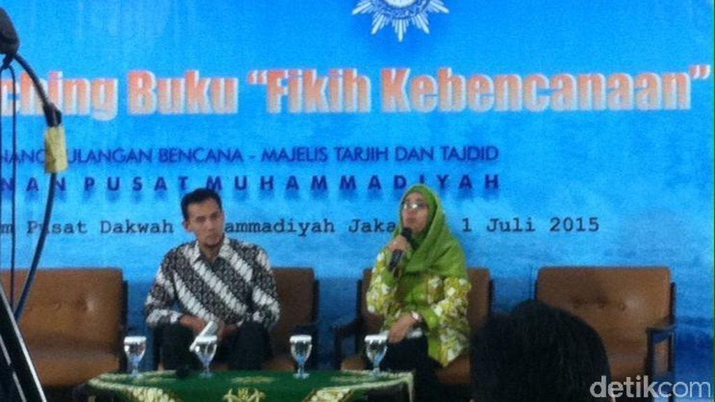 Muhammadiyah: Pemberian Bantuan kepada Korban Bencana Tidak Boleh Asal