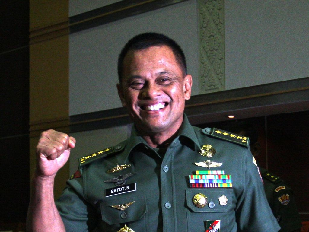 Panglima TNI Dilantik Jokowi Besok, Sertijab Menyusul