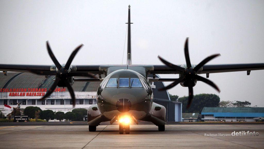 TNI AU Perlu Pertimbangkan Pesawat Lain untuk Memulangkan Korban