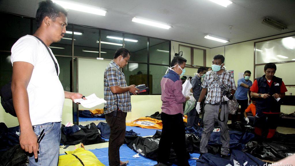 10 Anggota Paskhas Korban Hercules, Hanya 4 Jenazah yang Akan Kembali ke Riau