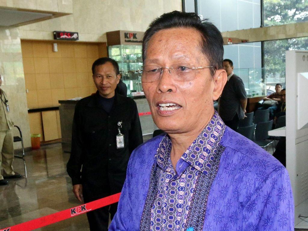 Tingkatkan Status Kasus Suap Pilkada Empat Lawang, KPK Periksa Panitera MK