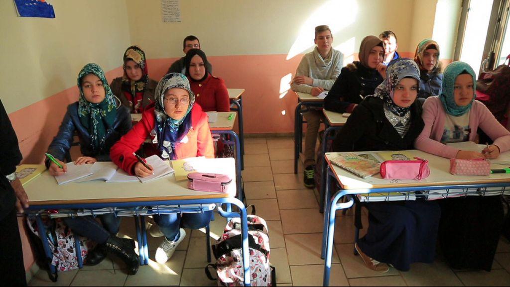 Damainya Islam di Echinos Yunani