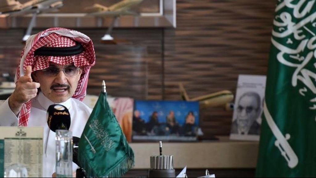 Wow! Pangeran Arab Saudi Sumbang Rp 426 T untuk Amal