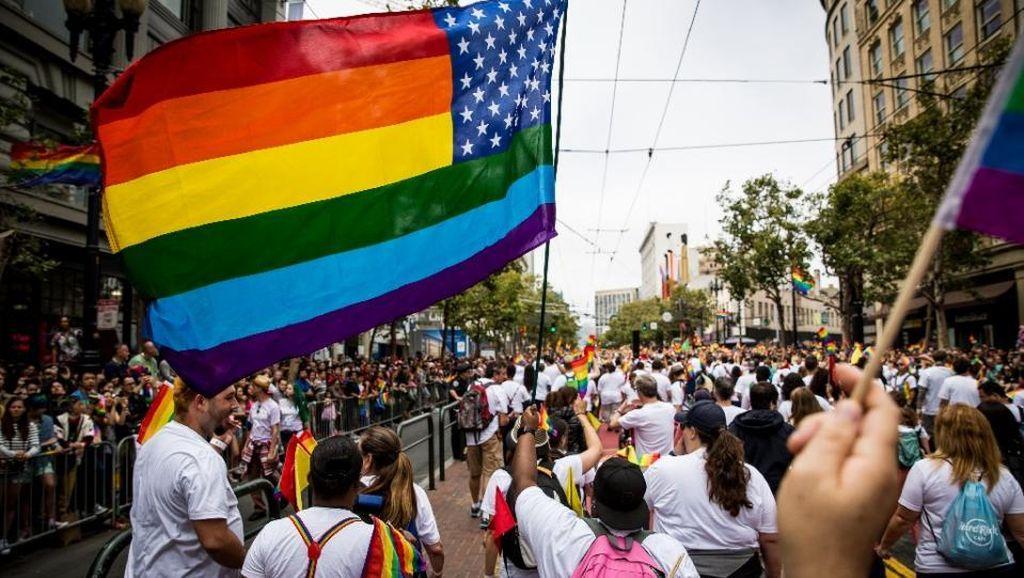 Gereja Episkopal AS Izinkan Pemberkatan Pernikahan Sesama Jenis