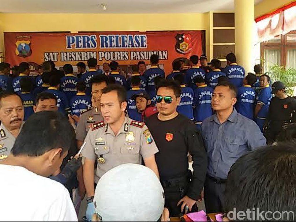 Selama Enam Bulan, Premanisme Dominasi di Kabupaten Pasuruan