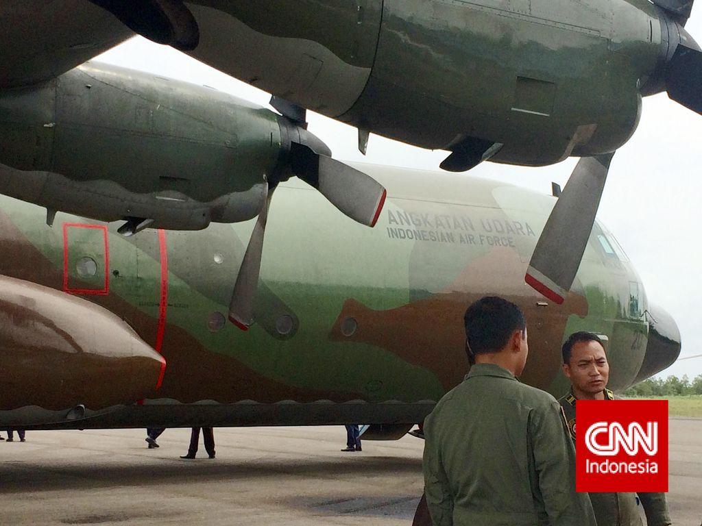Orang Sipil Naik Hercules, Panglima TNI: Bisa Saja Ada yang Nakal