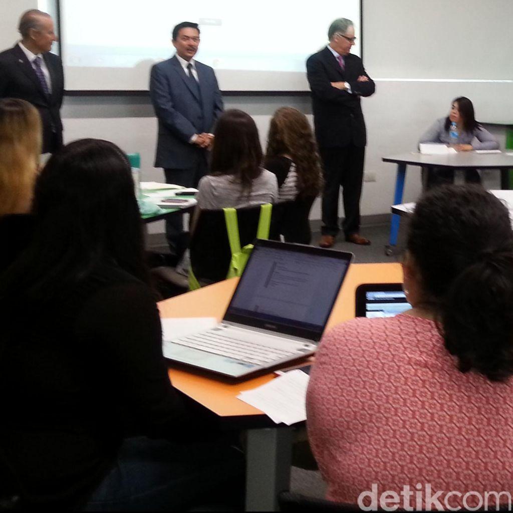 Kukuhkan Konsul Kehormatan, Dubes Jajagi Kerjasama Ekonomi dan Pendidikan