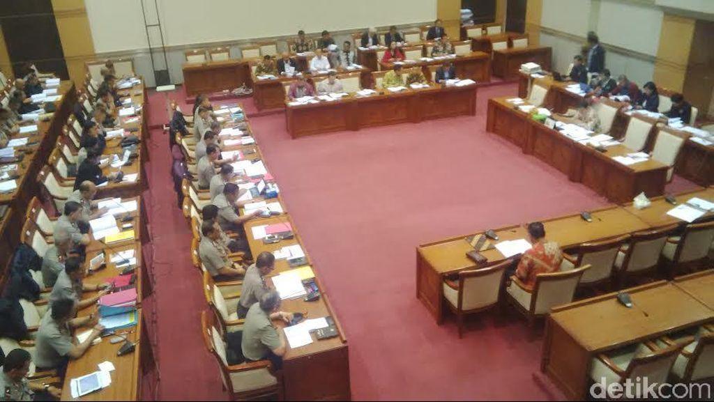 Ini Hasil Rapat Polri dan Komisi III DPR, Salah Satunya Soal SIM