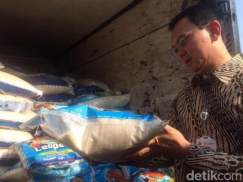 Ahok: Saya Minta Operasi Pasar Non Tunai dari 2013 Tapi Bulog Nggak Bisa
