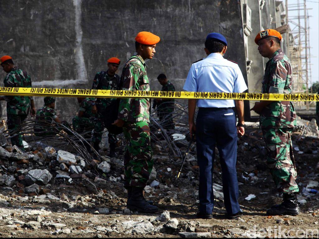 Investigasi Insiden Hercules, KSAU: Pemilik Antena Kabur