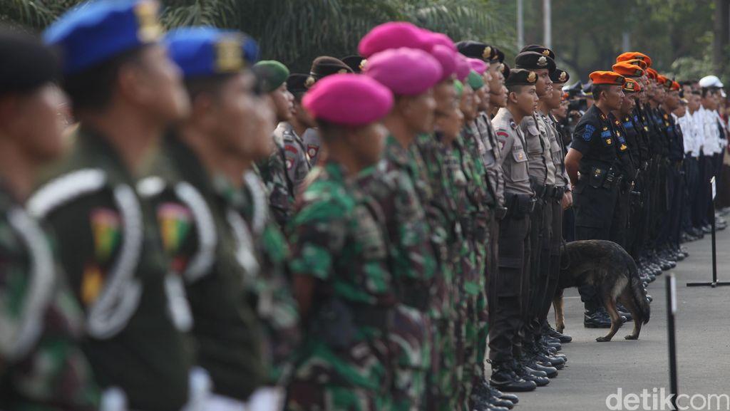 Ini Daftar Lengkap 84 Perwira Tinggi TNI yang Dimutasi