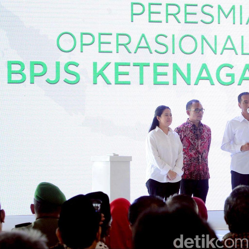 JHT Cair Penuh Usia 56, BPJS Ketenagakerjaan: Kalau Mau Protes ke Pemerintah