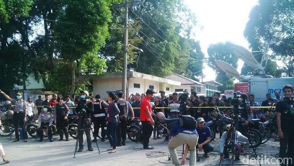 Proses Identifikasi Korban Hercules Jatuh di Medan Dilanjutkan