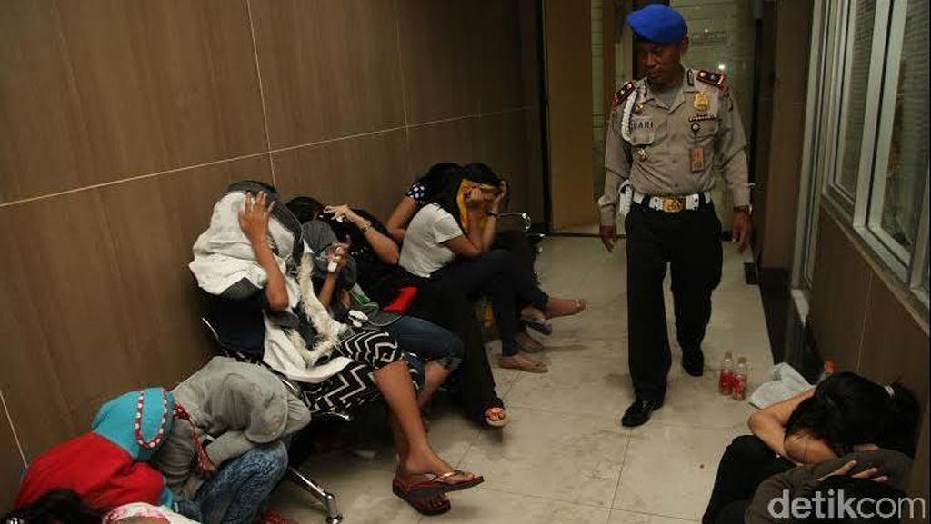 Polda Metro Bongkar Kasus Trafficking, 18 Wanita Diamankan