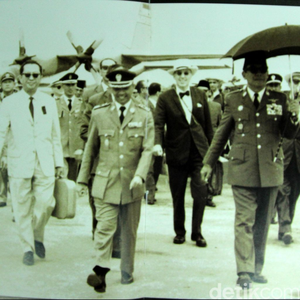 Sejarah Hercules, Bung Karno dan Barter Tahanan CIA dengan Kennedy