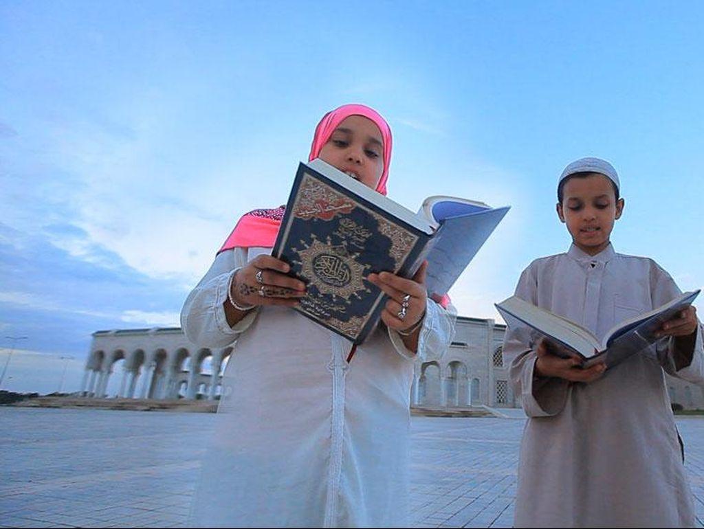 Impian Para Hafiz Cilik Tunisia